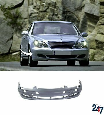 New Mercedes S Class W220 Facelift 2003-2005 Front Bumper With Washer Holes