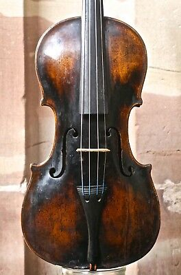 Alte Geige .. old violin with good sound about 1800