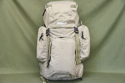 Military NAVY SEAL SF Bergans of Norway Combat TUVA 50L Backpack Olive Great