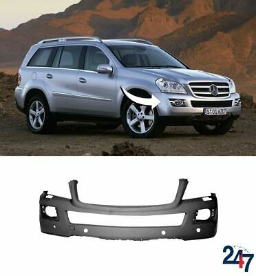 New Mercedes Gl Class X164 2006-2012 Front Bumper With Washer And Pdc Holes