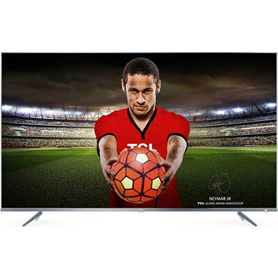 TCL 55DP660 139 cm (55 Zoll) Fernseher 4K Ultra HD HDR 10 Android Smart TV WLAN