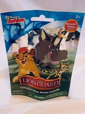 The Lion Guard  Collectible Mini Figures - Series 4 by Disney Junior