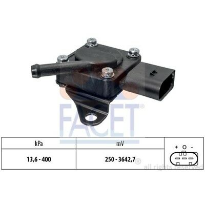 1 Sensor, Abgasdruck FACET 10.3319 Made in Italy - OE Equivalent BMW