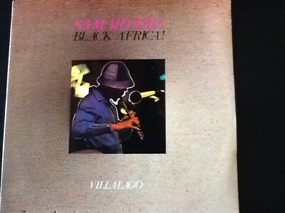 Sam Rivers - Black Africa ! HORO DO-LP