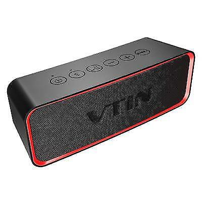 VTIN Portable Bluetooth Speaker with IPX6 Waterproof (FREE 2 DAY SHIPPING)