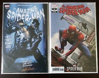 The Amazing Spider-Man Annual #1 LGY#43 1:10 Variant Cover