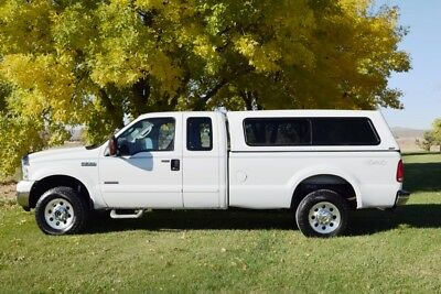 2006 Ford F-250 XLT LOADED! 2006 FORD F-250 XLT SUPER DUTY 4WD DIESEL SUPER CAB - LONG BED