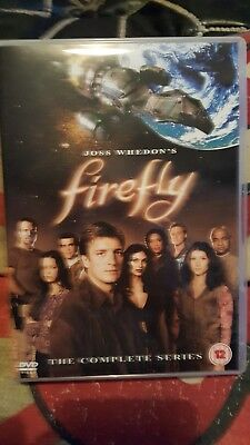 Firefly The Complete Series Dvd