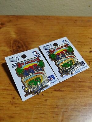 Dodger Los Angeles Stadium Pin *antique* collectible! 2 pins