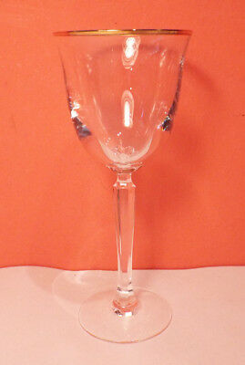 Lenox CLASSIC FEDERAL GOLD Wine Glass 11 Available PERFECT CONDITION Crystal