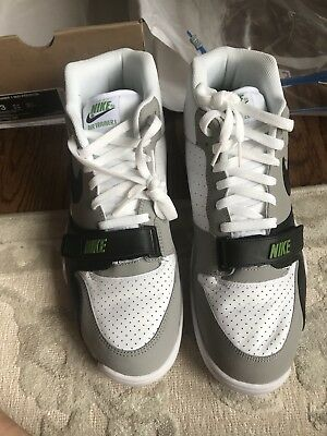 Ds New Premium 13 Nike Trainer Air Shoes Size Mens Mid Chlorophyll Deadstock 1 nwPN80kOX