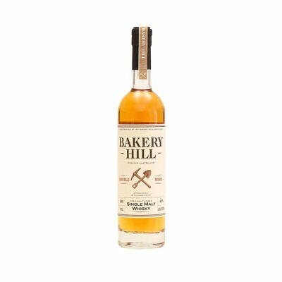Bakery Hill Double Wood Australian Single Malt Whisky 500ml