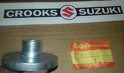 NOS 64750-41101 RM250 / RM370 Genuine Suzuki Left Hand Rear Wheel Spacer