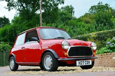 1990 Rover Mini CITY E Automatic - One lady owner from new, A superb example cov