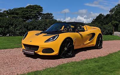 2017 Lotus Elise SPORT 220. Stunning Example, 1 Private Owner, Factory Options,
