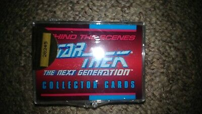 Sealed Star Trek The Next Generation Collector Cards Skybox 1993