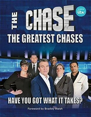 The Chase: The Greatest Chases, New Books