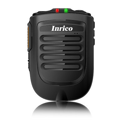 Inrico Bluetooth Microphone PTT Zello AUS STOCK