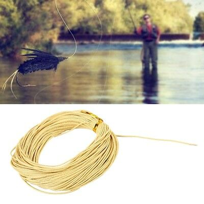 30m Saltwater Resistant 8 Strands Braided Solid Cord Line For Fishing Camping SD