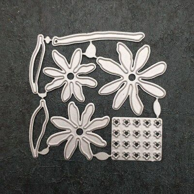 New flower Cutting Dies  Embossing Paper Craft Decoration Die Scrapbooking New