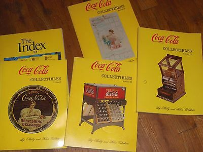 Goldstein's 5 Volume Guide To Coca-Cola Collecting