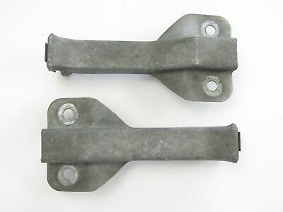 1967-72 Chevy pickup truck 4 CORE RADIATOR TOP MOUNTS hold down