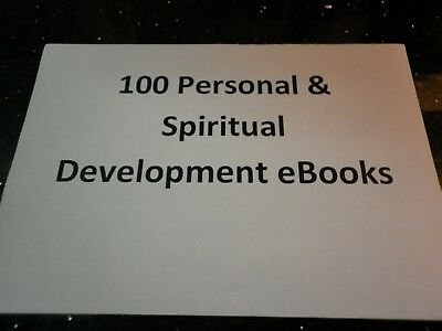 New 100 Personal and Spiritual (ebooks/pdfs)