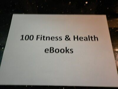 New 100 Fitness and Health (ebooks/pdfs)
