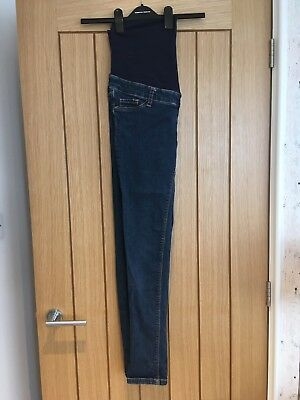 over bump maternity jeans size 10