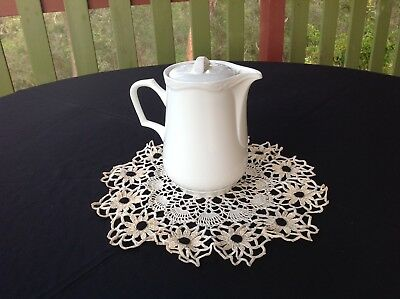 Wedgewood Contemporary Coffee pot - White Tableware