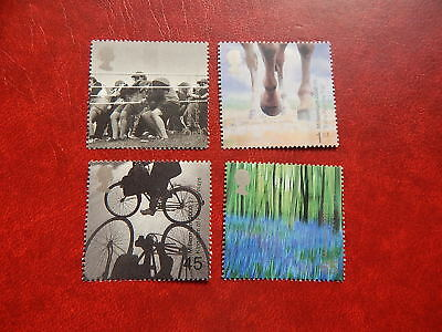 gb stamps s g 2125-2155. Millennium Projects (7th.series.) Stone & Soil.