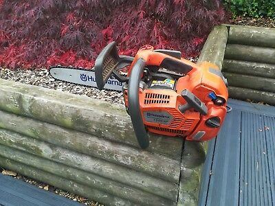 Husqvarna T540xp Arborist Top Handle Chainsaw