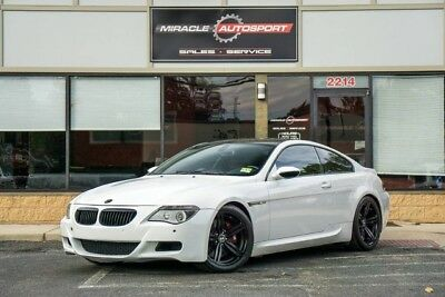 2007 BMW M6  low mile free shipping warranty clean new clutch smg v10 finance luxury exotic