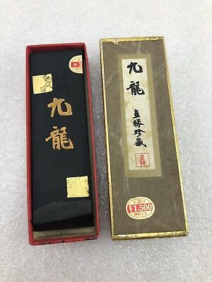 JJ38 Asian Chinese Japanese Calligraphy Ink Stick 30 grams