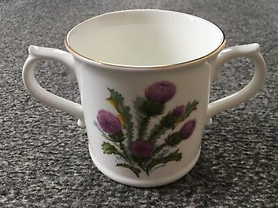 Special Momento / Unique Gift - English Loving Cup / Royal Vale 2 Handled Cup -