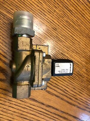 New Ingersoll Rand 22205454 Solenoid 2 Way Air Compressor Valve 246 psi max *NOS