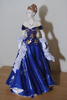 Royal Worcester Lauren Figurine Of The Year 2001