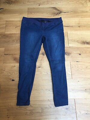 Next And ASOS Under Bump Jeggings - Size 14