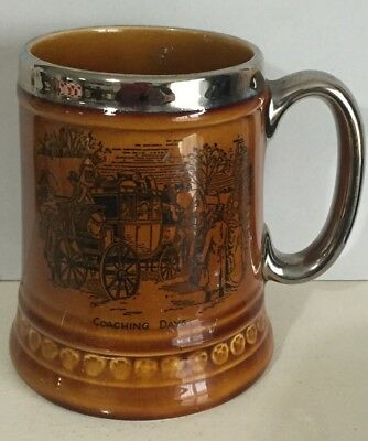 Lord   Nelson   Tankard,   Coaching   Days,   Vintage