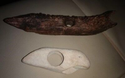 Antler axe , mesolithic, Danish mesolithic, 2 pices, Neolithic, Antleraxe