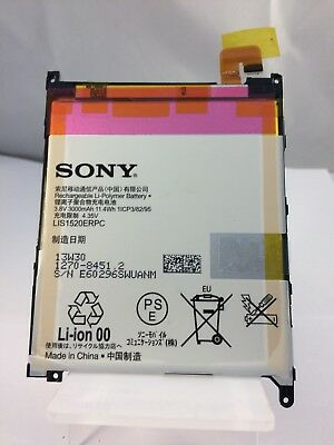Genuine Original SONY LIS1520ERPC Replacement Battery For Xperia Z Ultra