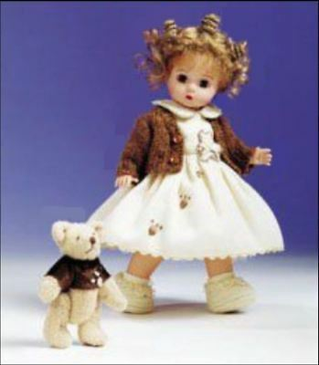Madame Alexander Doll - Beary Best Friends 100th Anniversary #32160