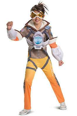 Overwatch Tracer Deluxe Child Costume