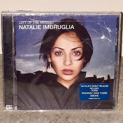 Factory Sealed Left of the Middle by Natalie Imbruglia CD