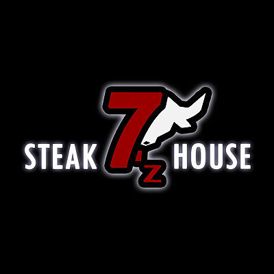 SEVENZ STEAKHOUSE FRANCHISE No Franchise Fee & Full UK Based Support