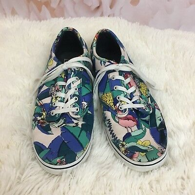 71c8b020bd Vans Womens Size 7.5 Pineapple Tropical Atwood Low Skate Shoes Sneakers  Lace Up