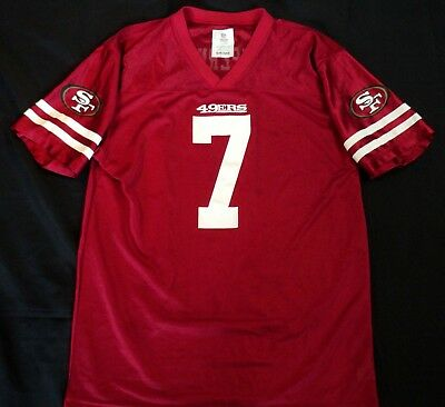 new concept b8c0d 27c70 SAN FRANCISCO 49ERS Official NFL Kids Youth Girls Size Colin ...