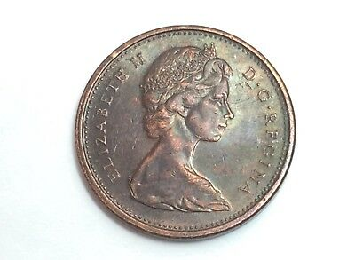 1867-1967 Canada One Cent