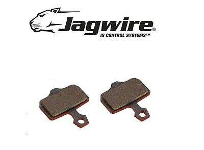 TOP QUALITY!!!!   JAGWIRE Red Disc Brake Pads for Avid Elixir
