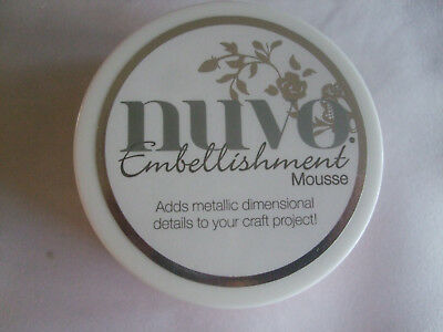 """Nuvo,  Mousse """" Coral Calypso """""""